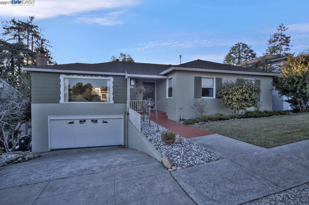 Single Family Home for Sale at 5065 Elrod Drive Castro Valley, California 94546 United States