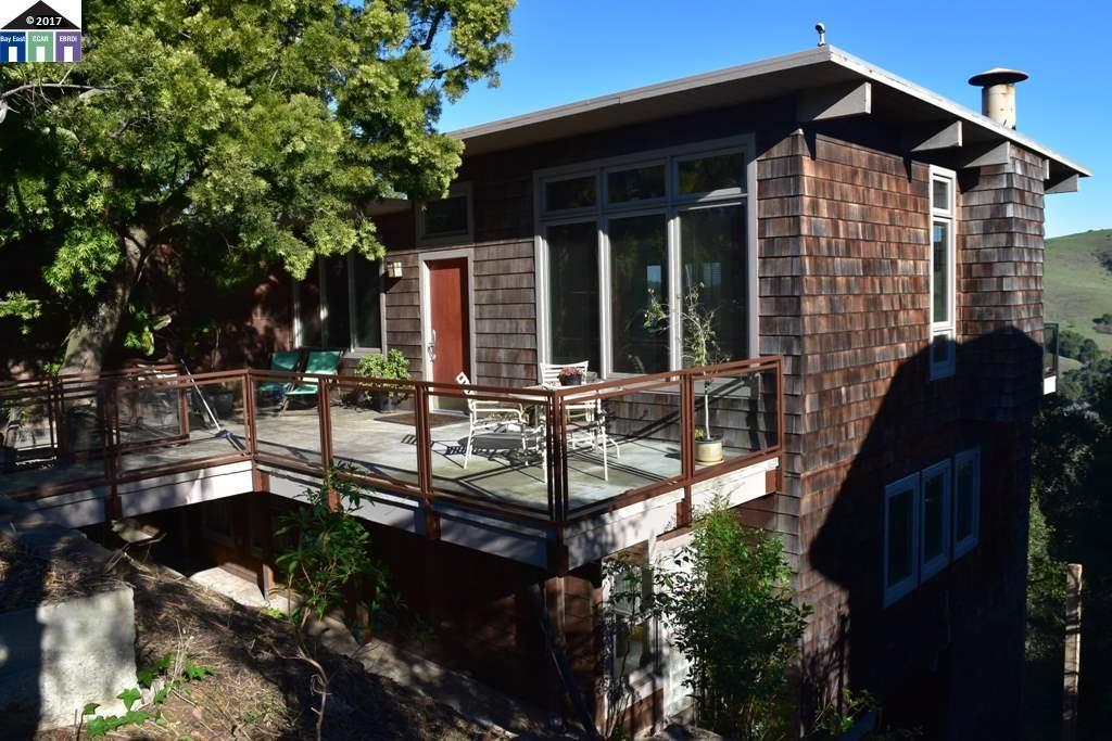 Single Family Home for Sale at 89 Kensington Road Kensington, California 94707 United States