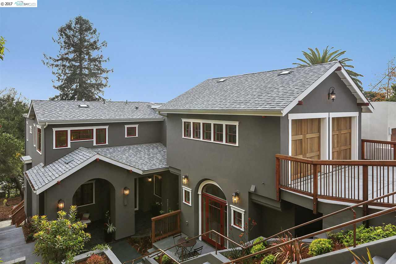 Single Family Home for Sale at 866 Regal Road Berkeley, California 94708 United States