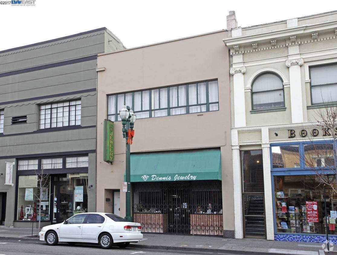 Casa Unifamiliar por un Alquiler en 1348 Park Street Alameda, California 94501 Estados Unidos
