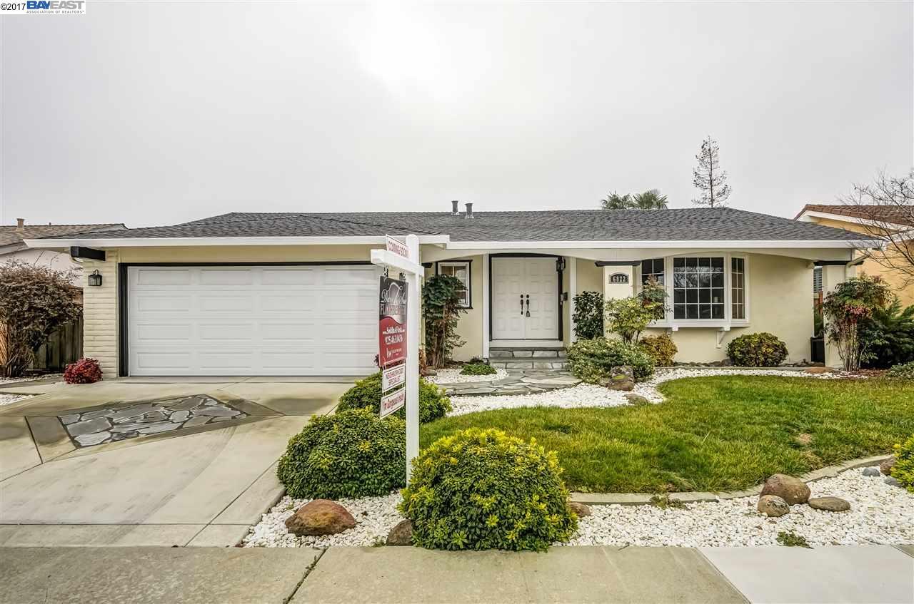 Single Family Home for Sale at 6822 Siesta Court Pleasanton, California 94588 United States
