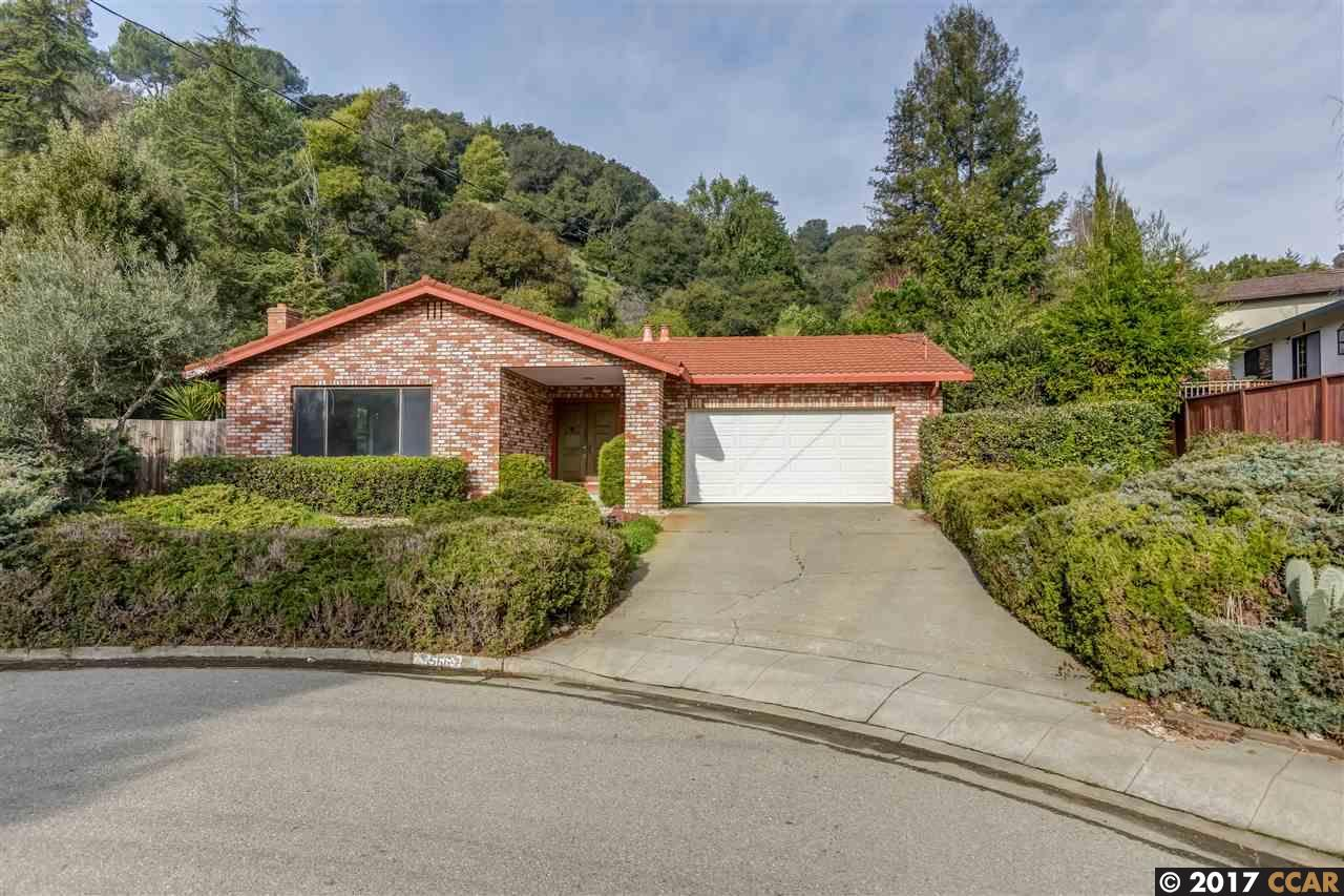 Single Family Home for Sale at 5566 E View Court Castro Valley, California 94552 United States
