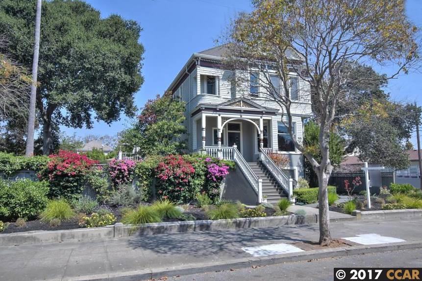 واحد منزل الأسرة للـ Sale في 1835 San Jose Avenue Alameda, California 94501 United States