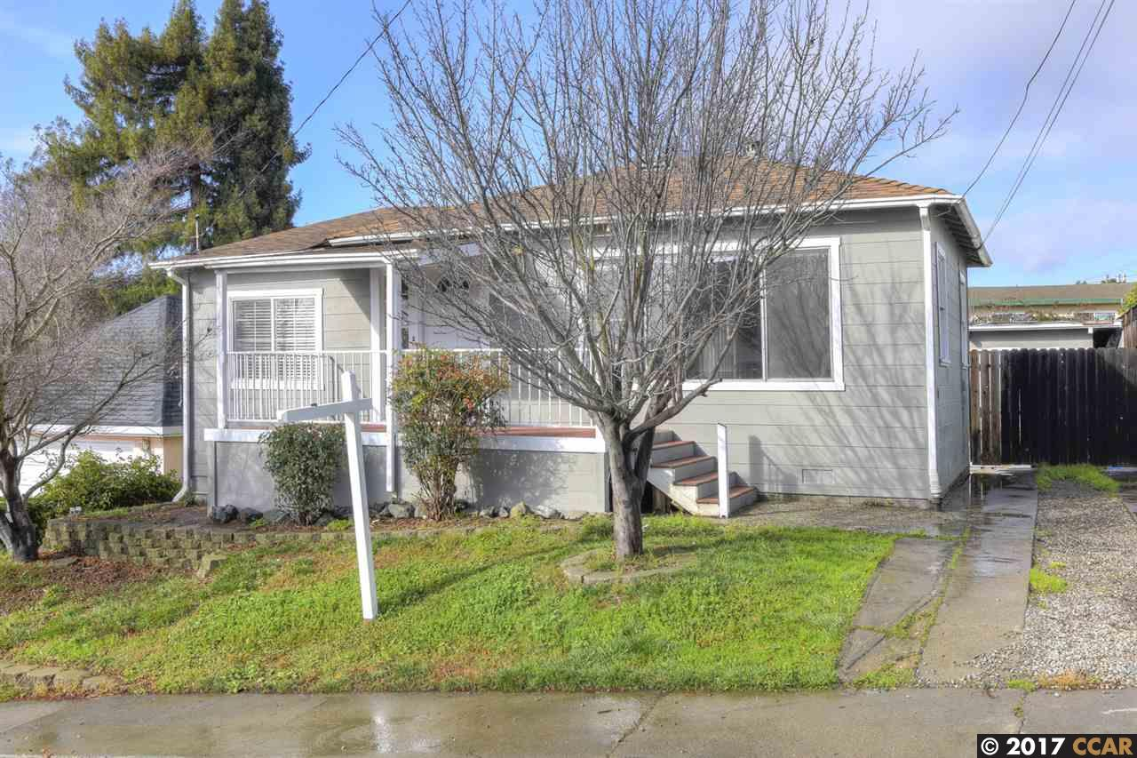 Single Family Home for Sale at 3442 Middleton Castro Valley, California 94546 United States