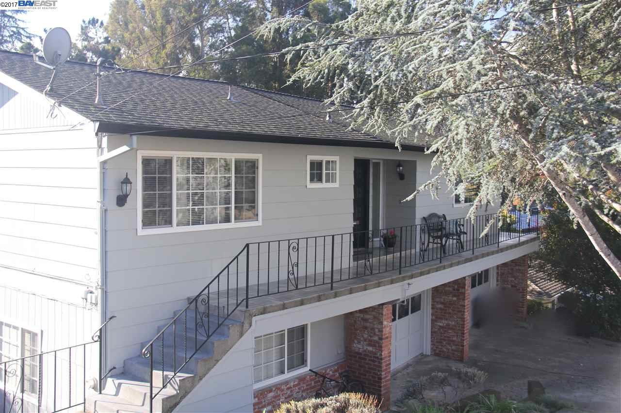 Single Family Home for Sale at 5319 Camino Alta Mira Castro Valley, California 94546 United States