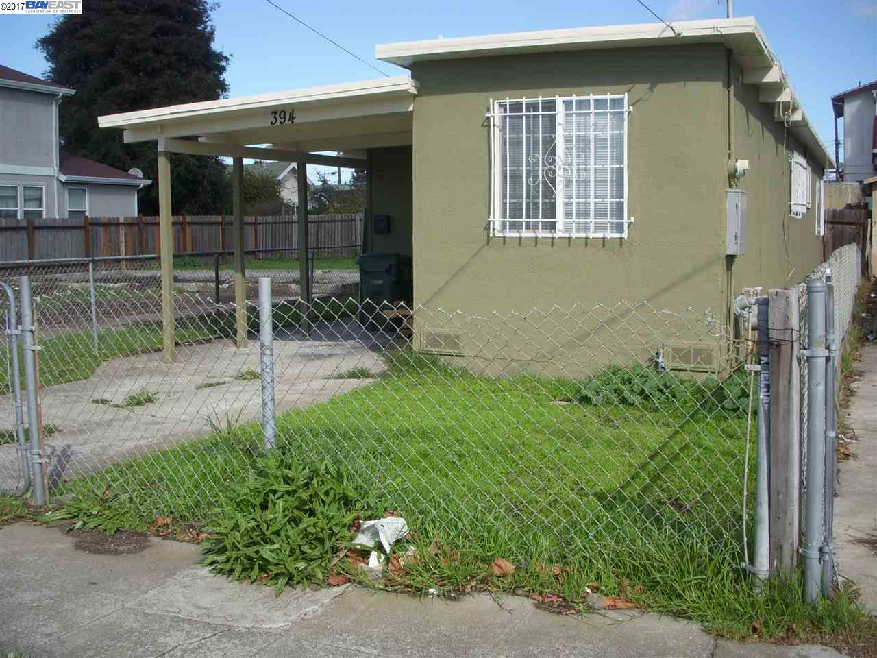 394 S 34TH ST, RICHMOND, CA 94804