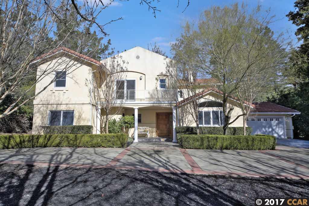 Single Family Home for Sale at 221 Rheem Blvd Moraga, California 94556 United States