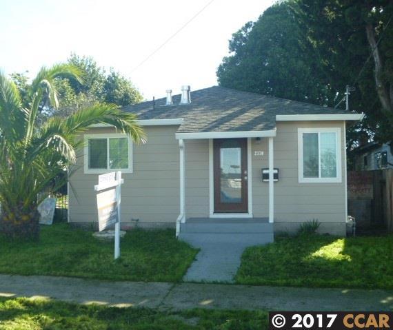 2330 LINCOLN AVE, RICHMOND, CA 94804