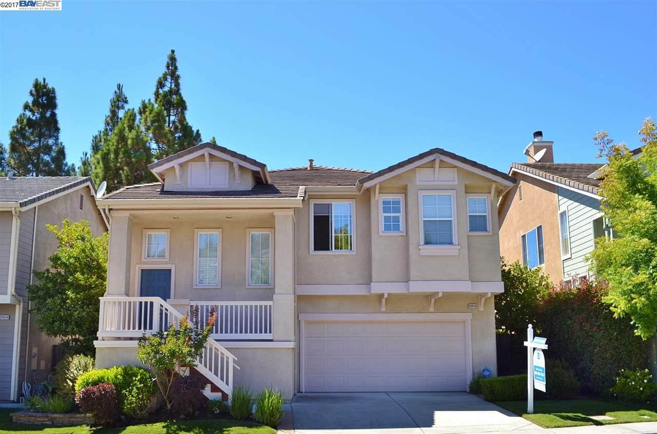Single Family Home for Sale at 20036 Shadow Creek Circle Castro Valley, California 94552 United States