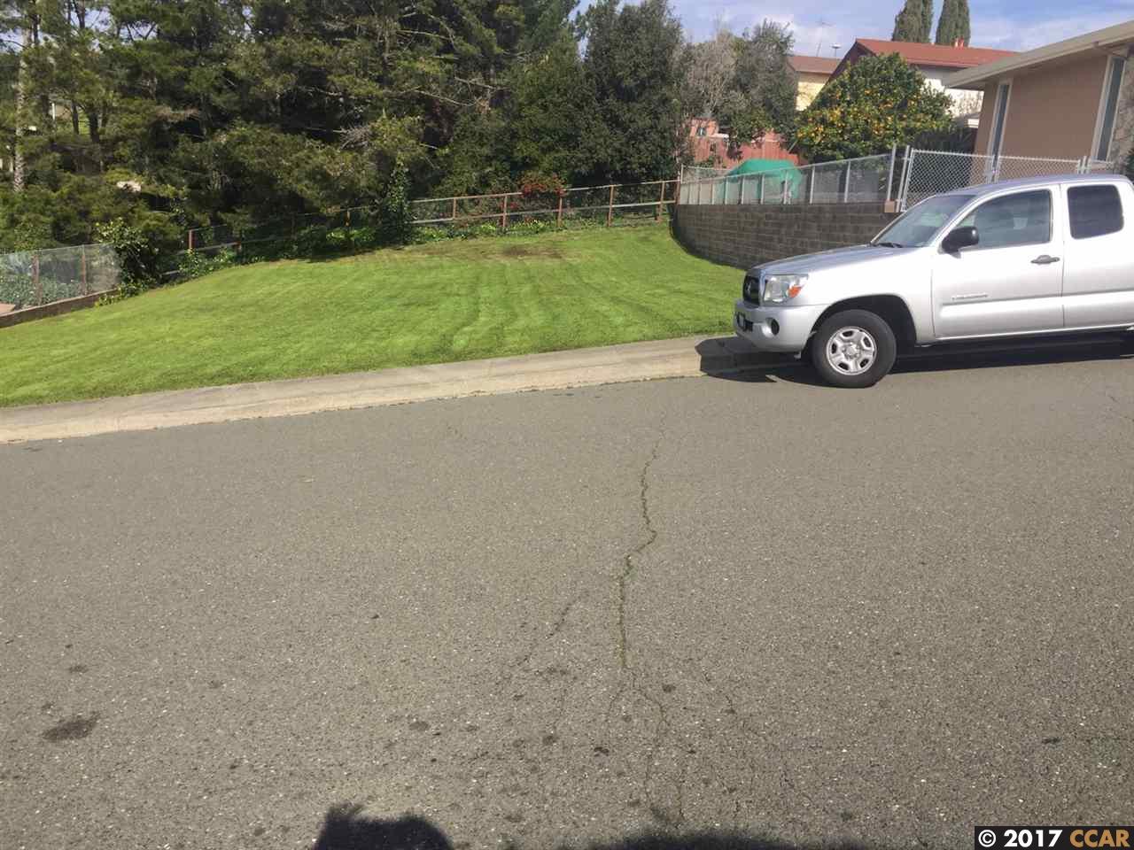Terrain pour l Vente à CLARK DRIVE Vallejo, Californie 94589 États-Unis