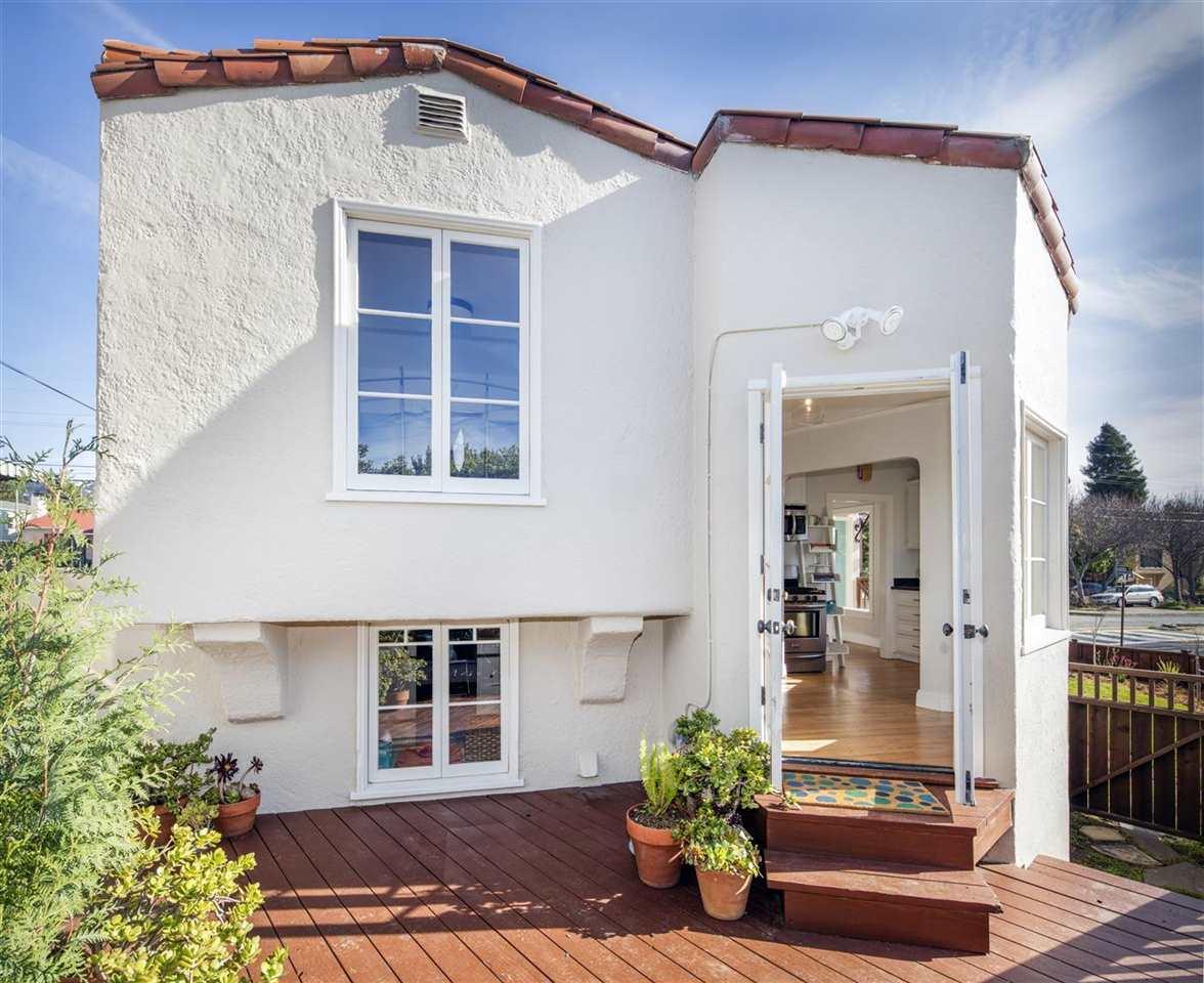 Single Family Home for Sale at 1030 Santa Fe Avenue Albany, California 94706 United States
