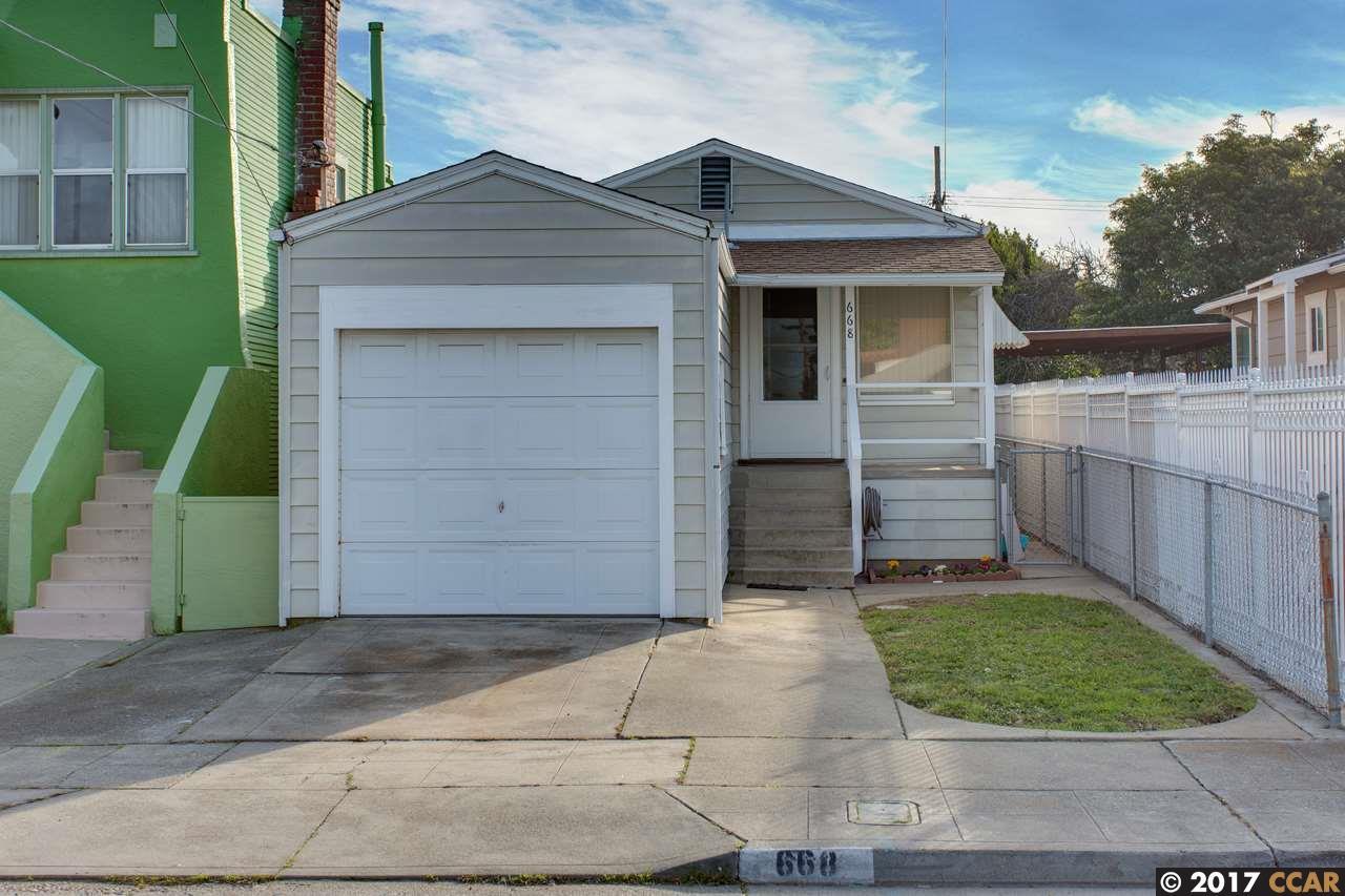 668 30TH ST, RICHMOND, CA 94804