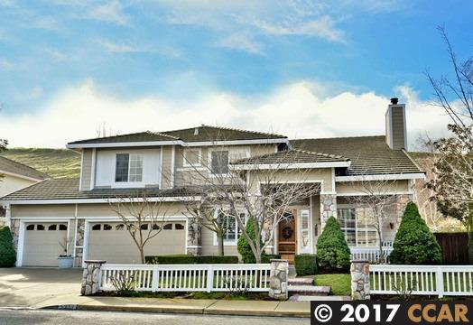 Single Family Home for Sale at 5213 Keller Ridge Drive Clayton, California 94517 United States