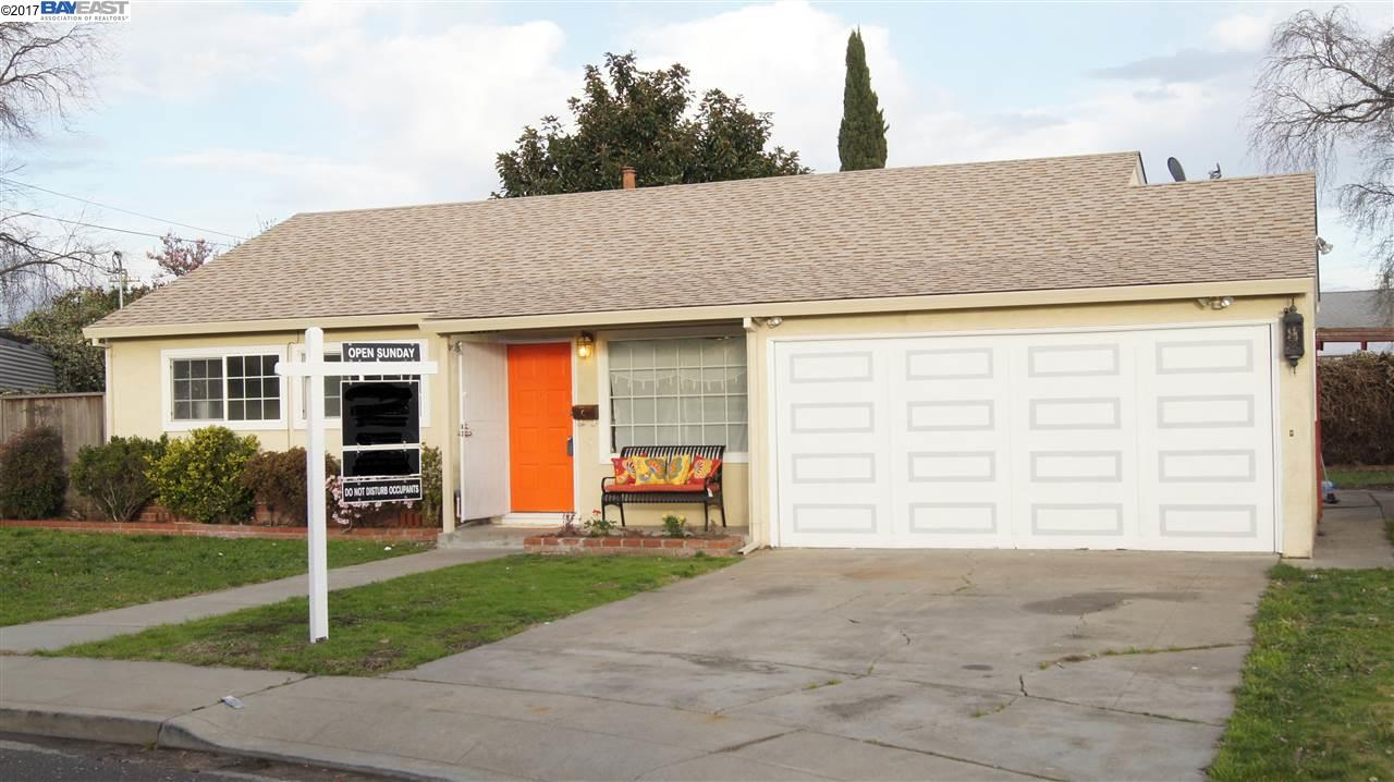 Single Family Home for Sale at 21164 Walker Court Castro Valley, California 94546 United States