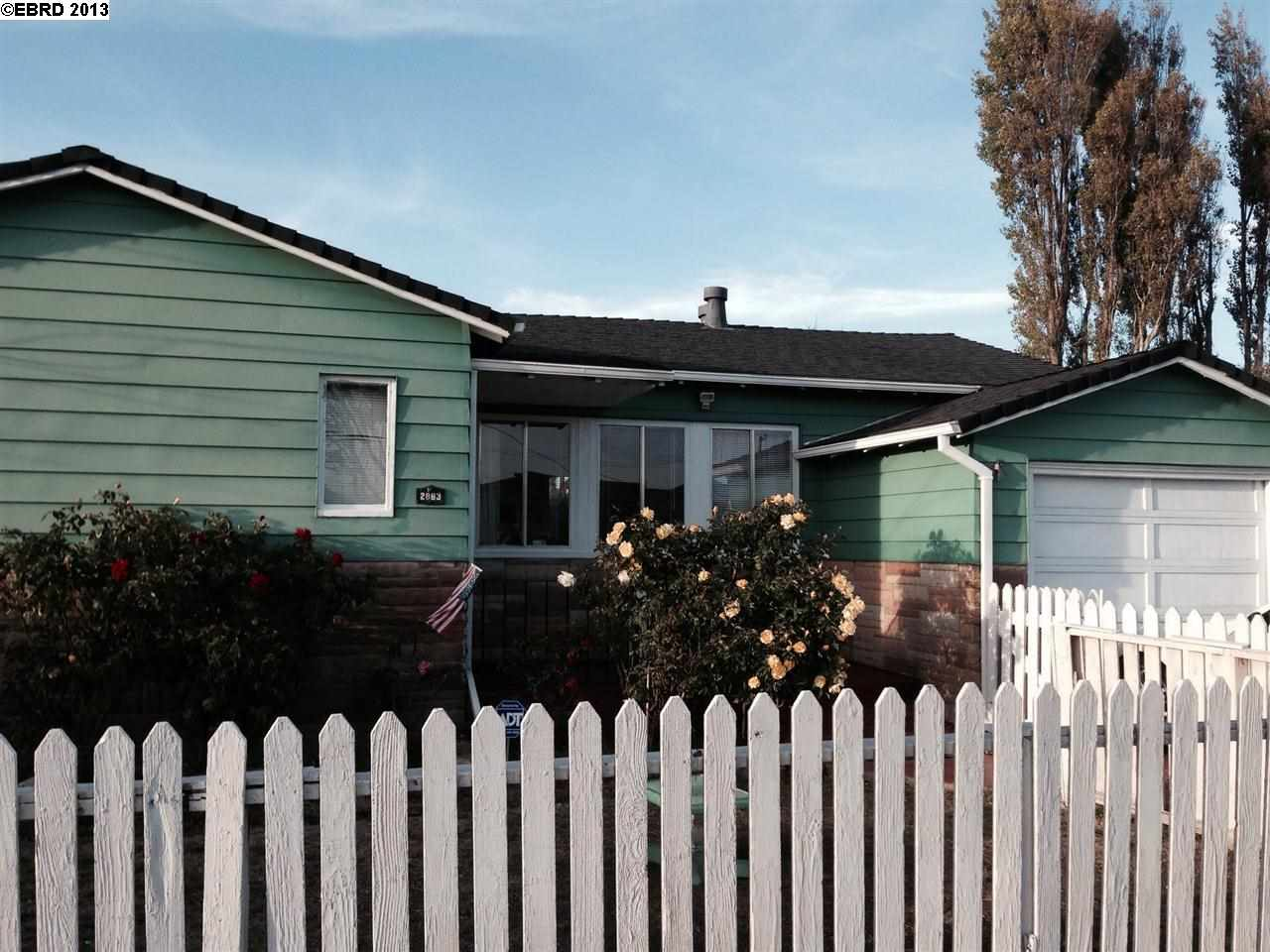 2863 RHEEM AVE, RICHMOND, CA 94804