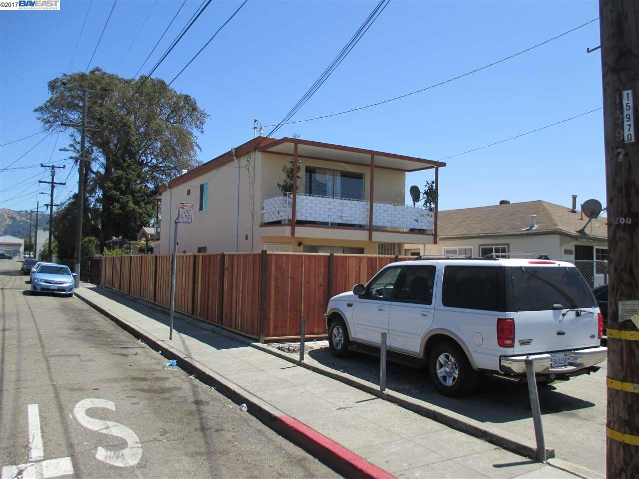 Multi-Family Home for Sale at 7200 Herbert Guice Oakland, California 94621 United States