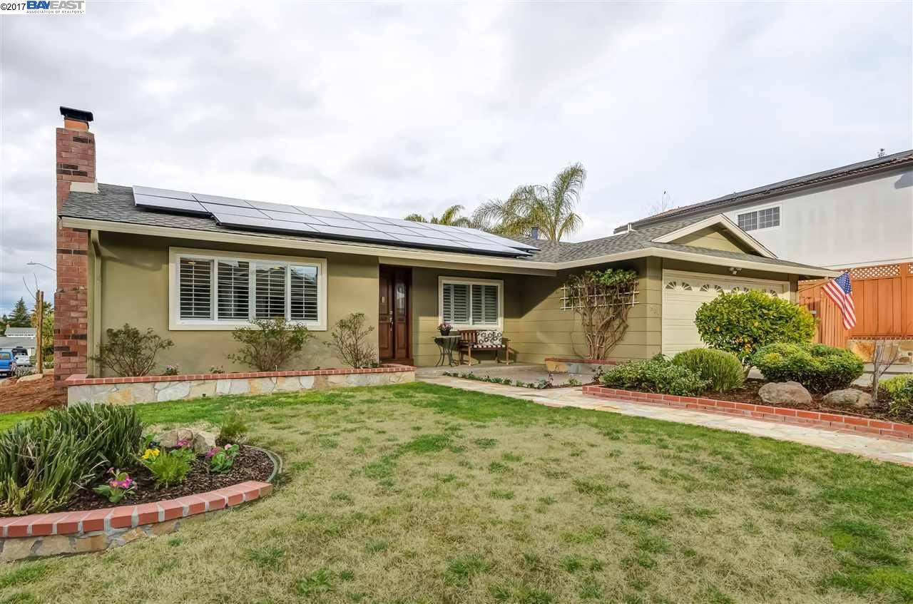 Single Family Home for Sale at 504 Malbec Court Pleasanton, California 94566 United States