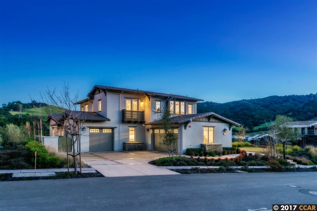 Single Family Home for Sale at 18 Rabble Road Orinda, California 94563 United States