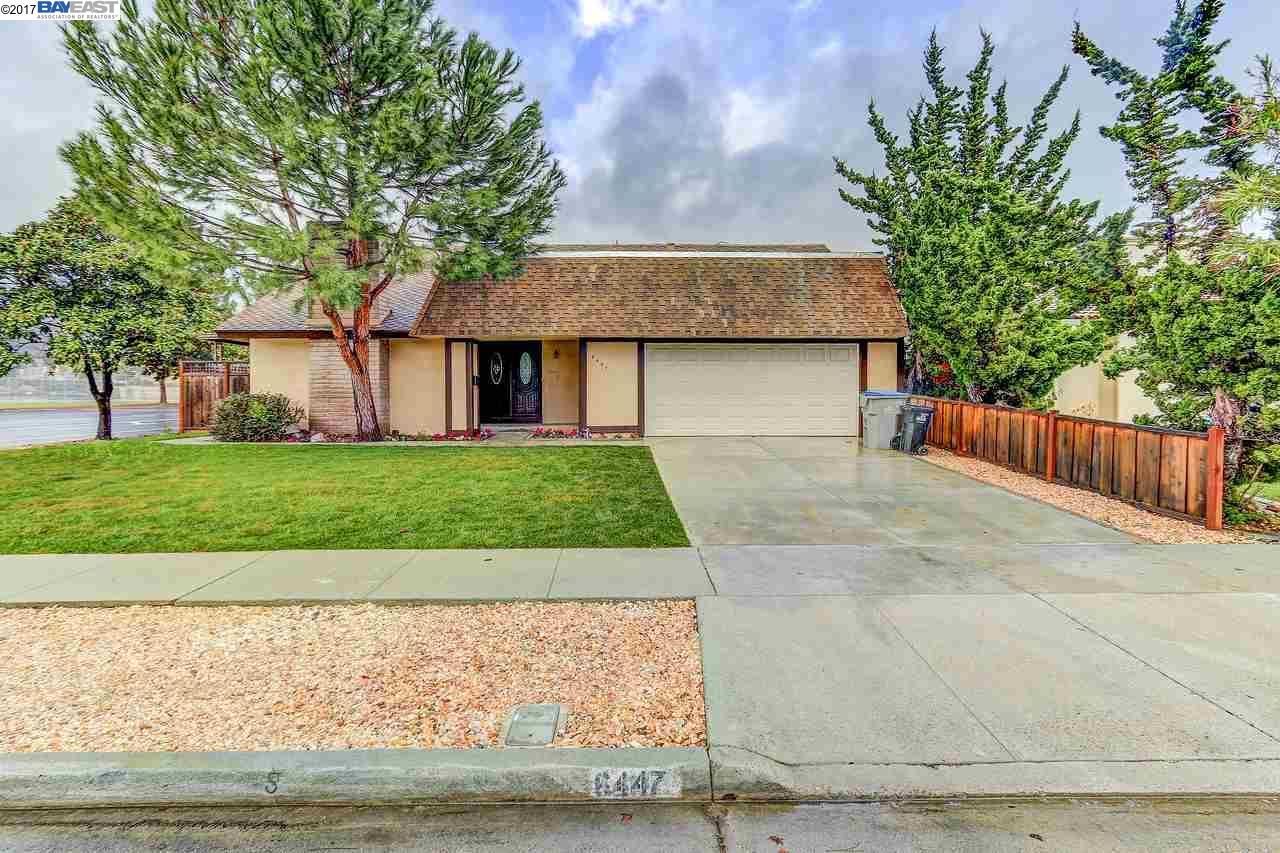 獨棟家庭住宅 為 出售 在 6447 Wellmeadow Court San Jose, 加利福尼亞州 95120 美國