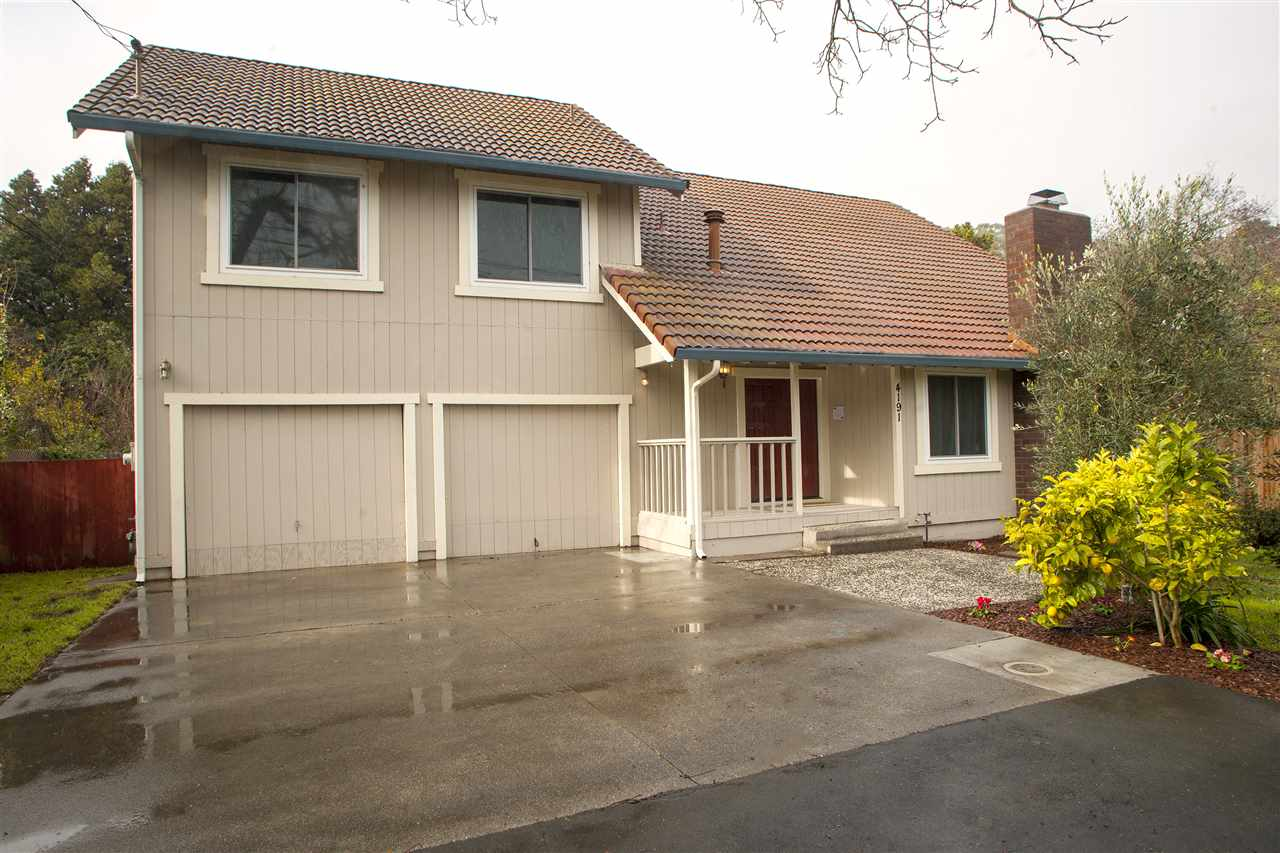Single Family Home for Sale at 4191 Garden Lane El Sobrante, California 94803 United States