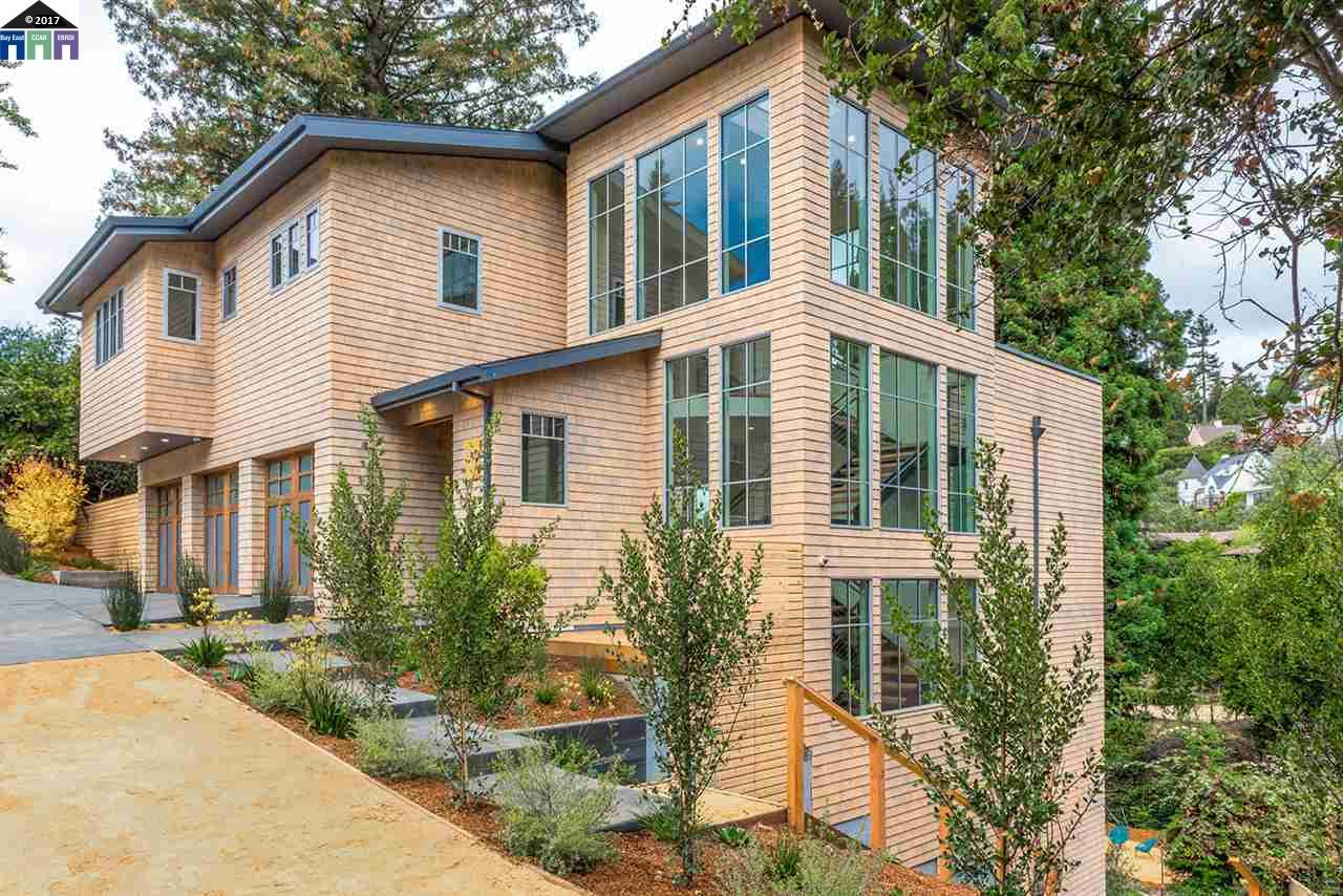 Single Family Home for Sale at 35 Tamalpais Road Berkeley, California 94708 United States