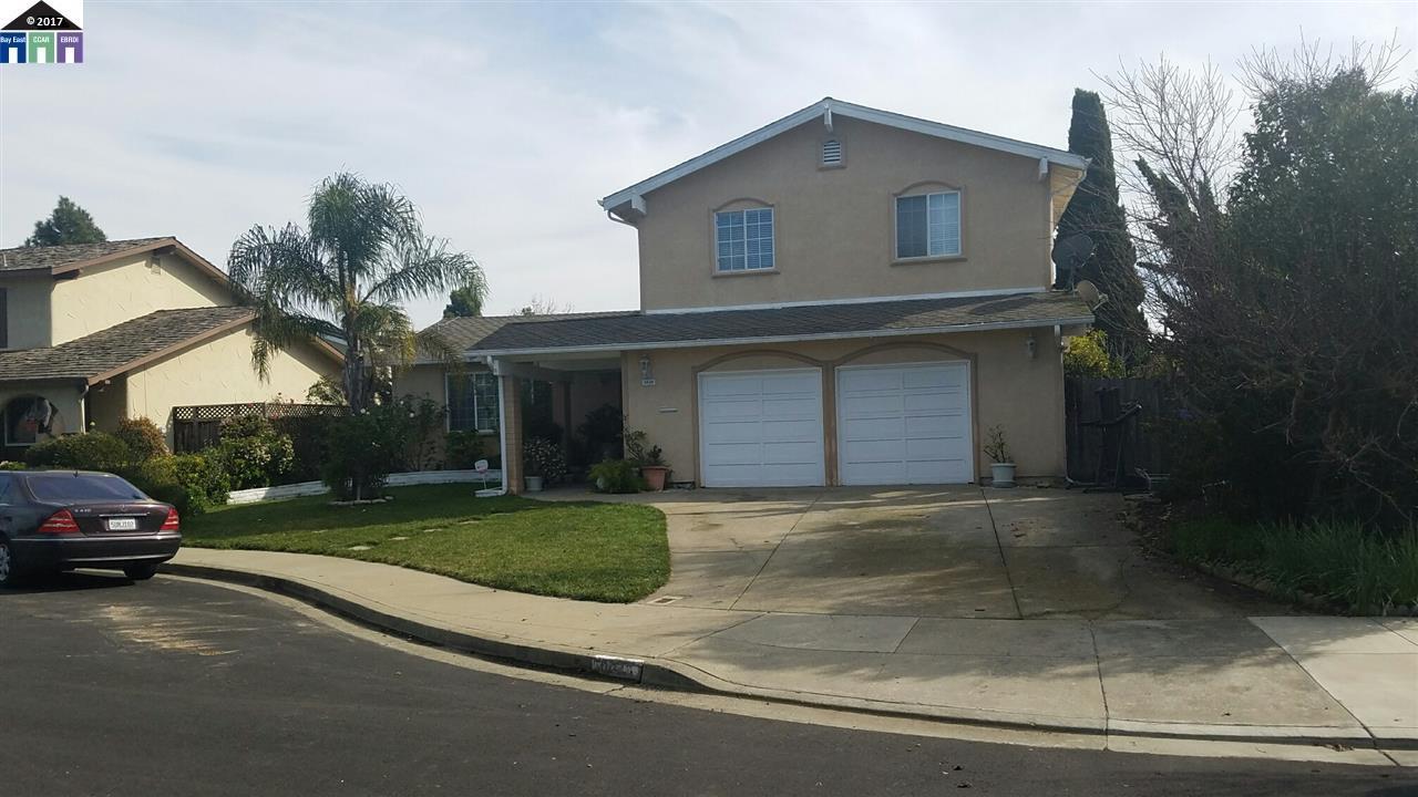 Single Family Home for Sale at 5020 Tottenham Newark, California 94560 United States