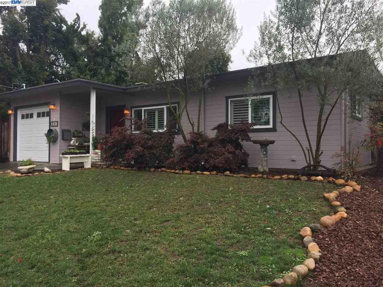 Single Family Home for Sale at 4431 Gem Avenue Castro Valley, California 94546 United States