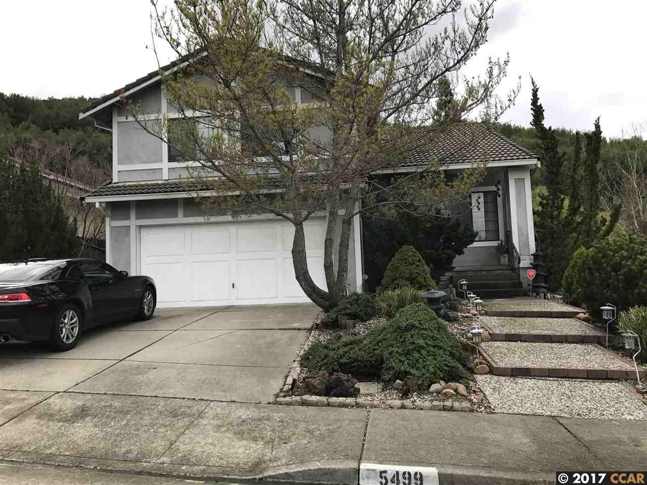 Einfamilienhaus für Verkauf beim 5499 CABRILLO SUR El Sobrante, Kalifornien 94803 Vereinigte Staaten