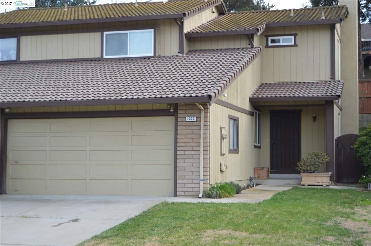 Single Family Home for Rent at 1332 Shaddick Drive Antioch, California 94509 United States