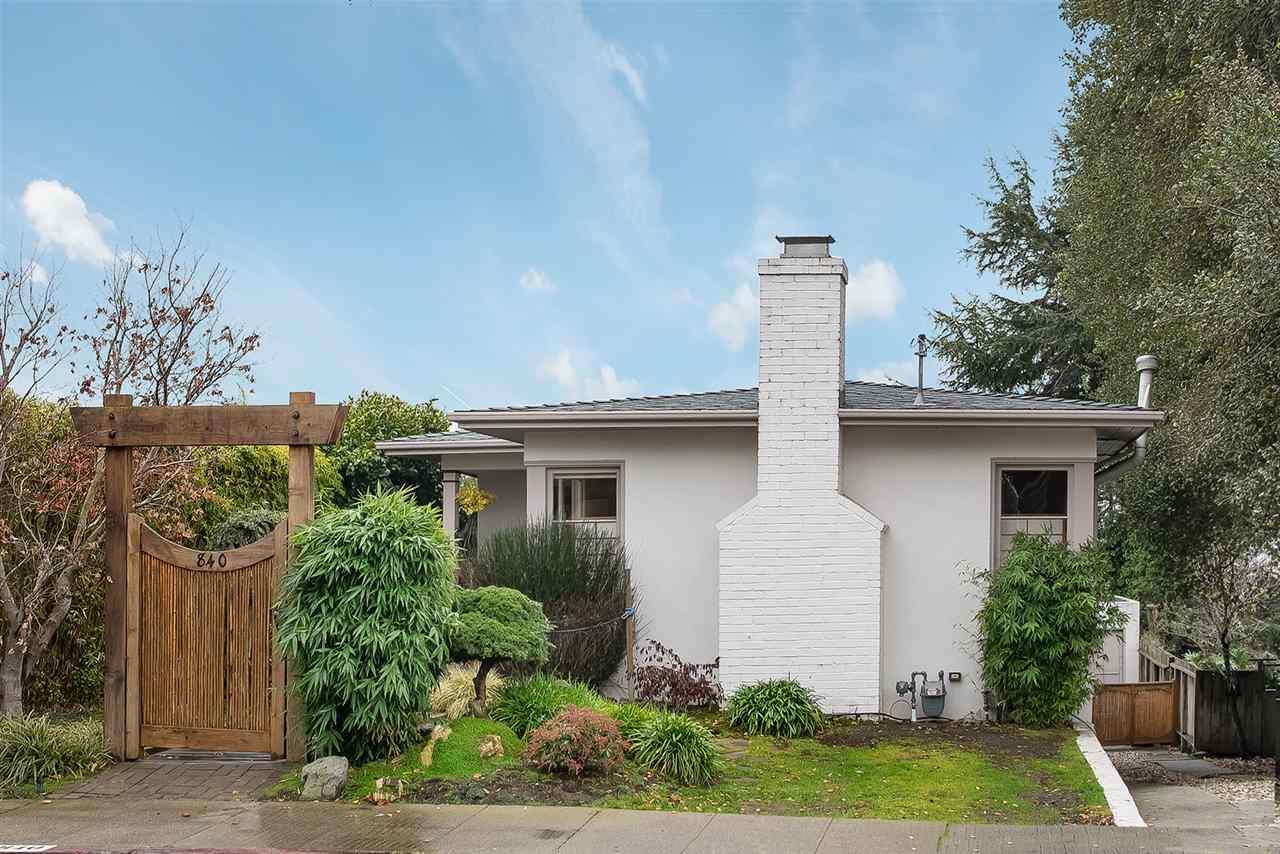 一戸建て のために 売買 アット 840 Washington Avenue Albany, カリフォルニア 94706 アメリカ合衆国