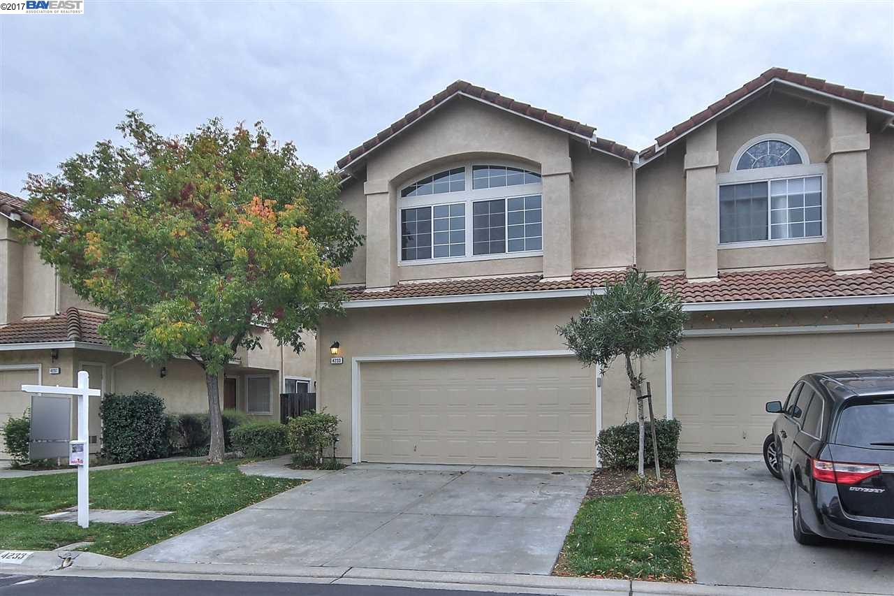 Single Family Home for Sale at 4233 GARIBALDI PLACE Pleasanton, California 94566 United States