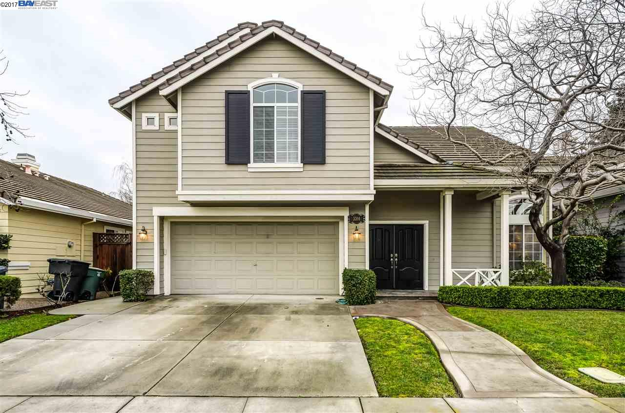 Single Family Home for Sale at 3314 Hadsell Court Pleasanton, California 94588 United States