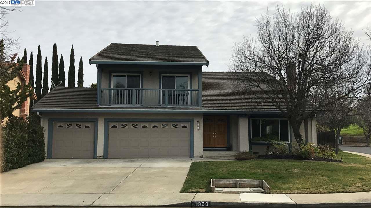 1360 Rising Dawn Ln, CONCORD, CA 94521