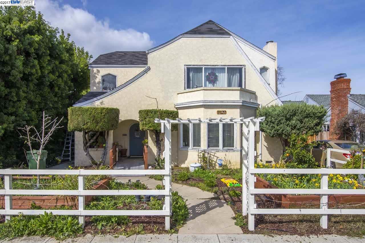 獨棟家庭住宅 為 出售 在 1195 Yosemite Avenue San Jose, 加利福尼亞州 95126 美國