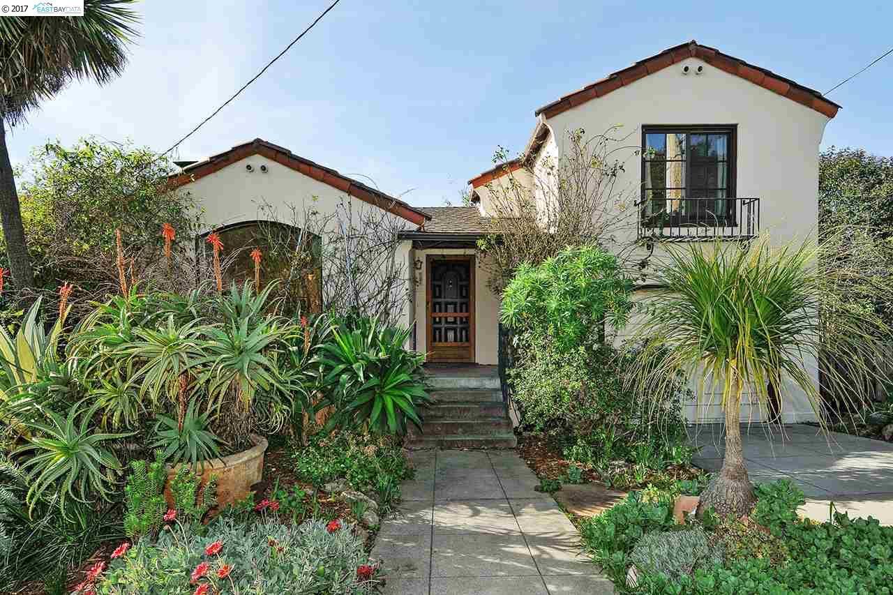 一戸建て のために 売買 アット 504 San Carlos Avenue Albany, カリフォルニア 94706 アメリカ合衆国