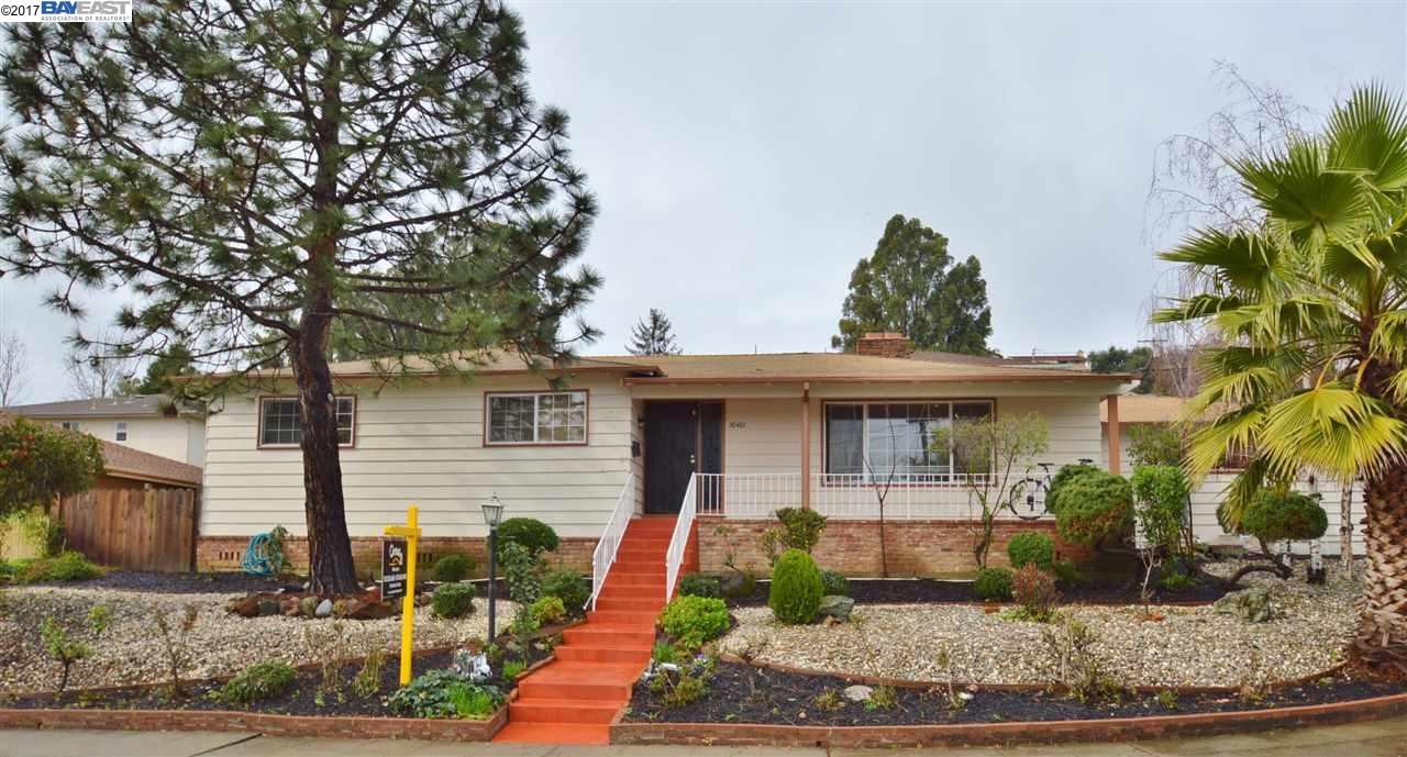Single Family Home for Sale at 20401 Almeda Street Castro Valley, California 94546 United States