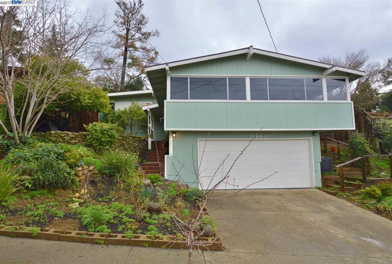 Single Family Home for Sale at 18650 Center Street Castro Valley, California 94546 United States