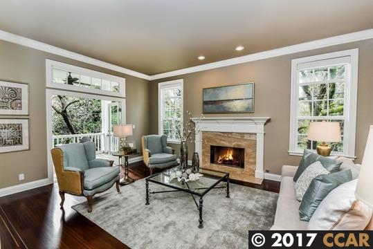 Additional photo for property listing at 2096 Casa Nuestra  Diablo, California 94528 United States
