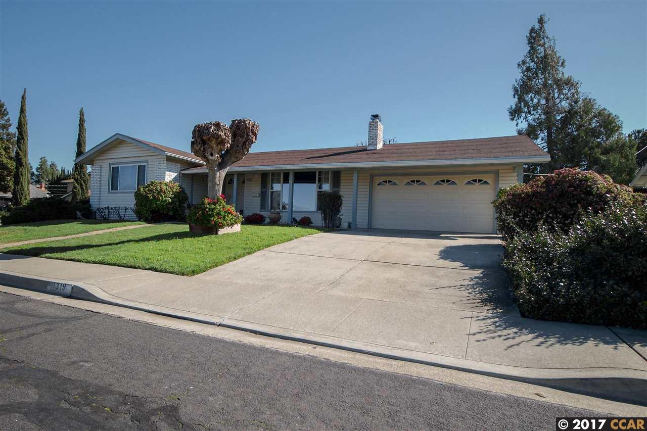 1319 Sumac Circle, CONCORD, CA 94521