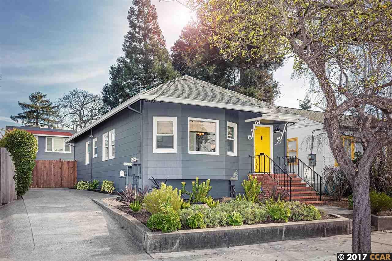 2327 Curtis St, BERKELEY, CA 94702