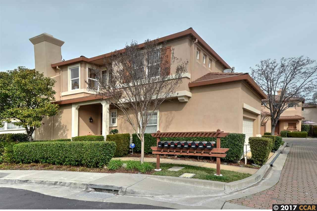 Single Family Home for Sale at 5102 Angelico Court Pleasanton, California 94588 United States