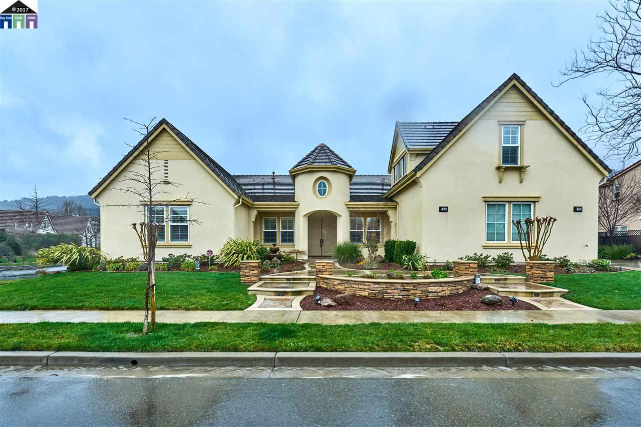 Single Family Home for Sale at 1036 Shadow Hills Court Pleasanton, California 94566 United States