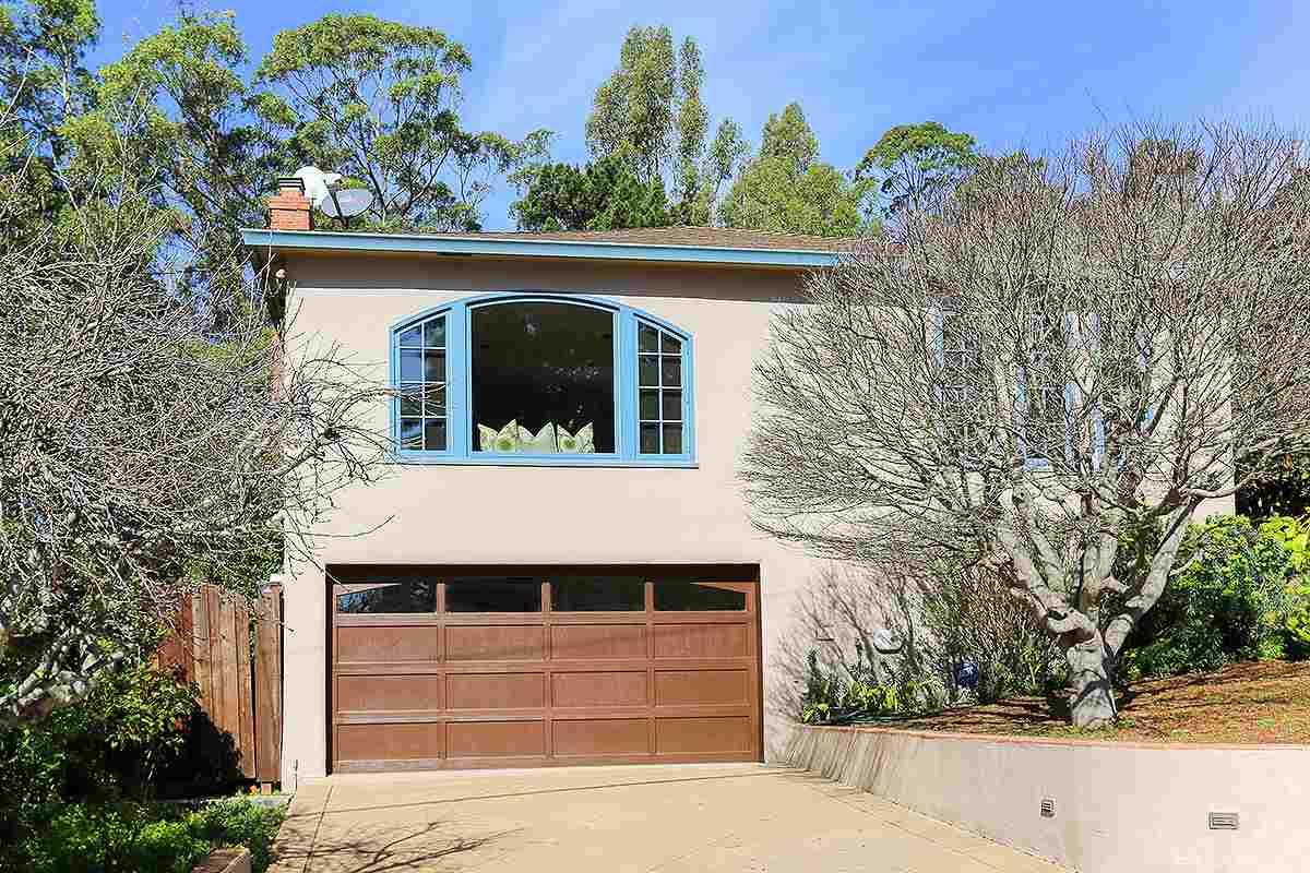 Single Family Home for Sale at 89 KINGSTON ROAD Kensington, California 94707 United States