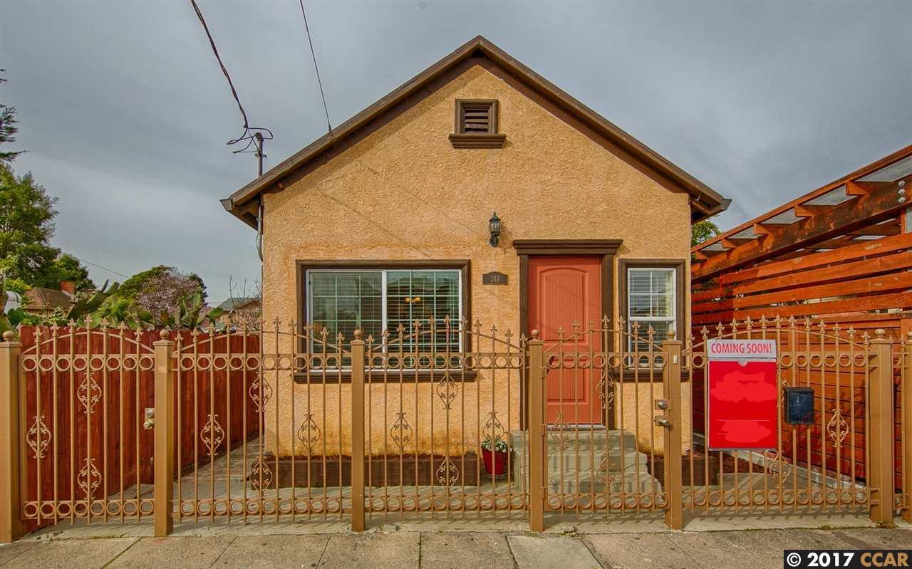 247 2ND ST, RICHMOND, CA 94801