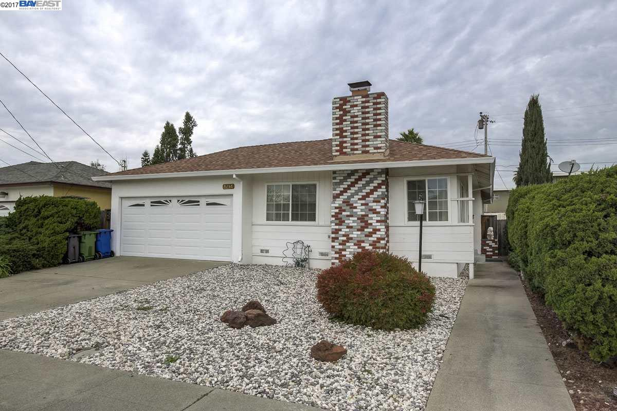 Single Family Home for Sale at 3256 Kerr Street Castro Valley, California 94546 United States