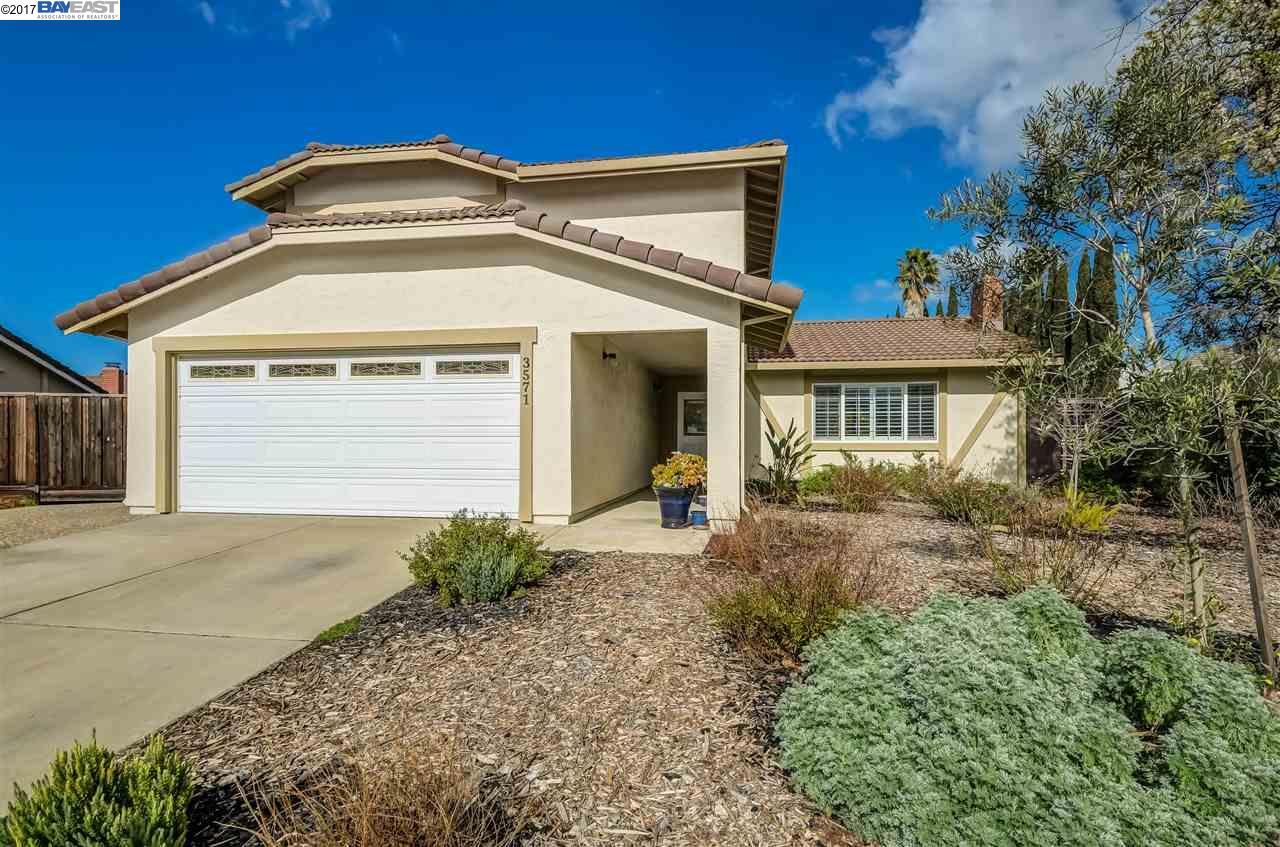 Single Family Home for Sale at 3571 Ballantyne Drive Pleasanton, California 94588 United States