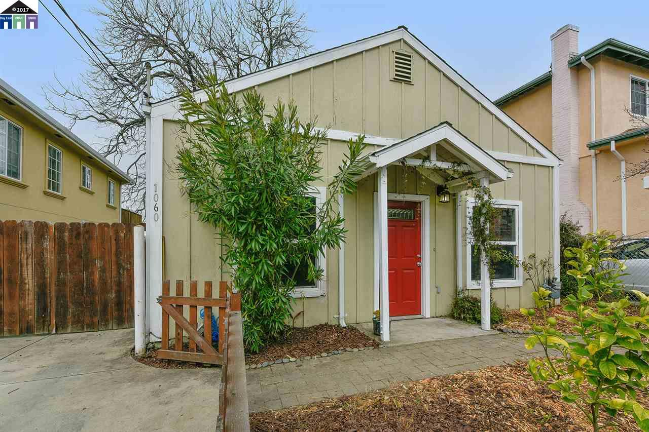 Single Family Home for Sale at 1060 48th Street Emeryville, California 94608 United States