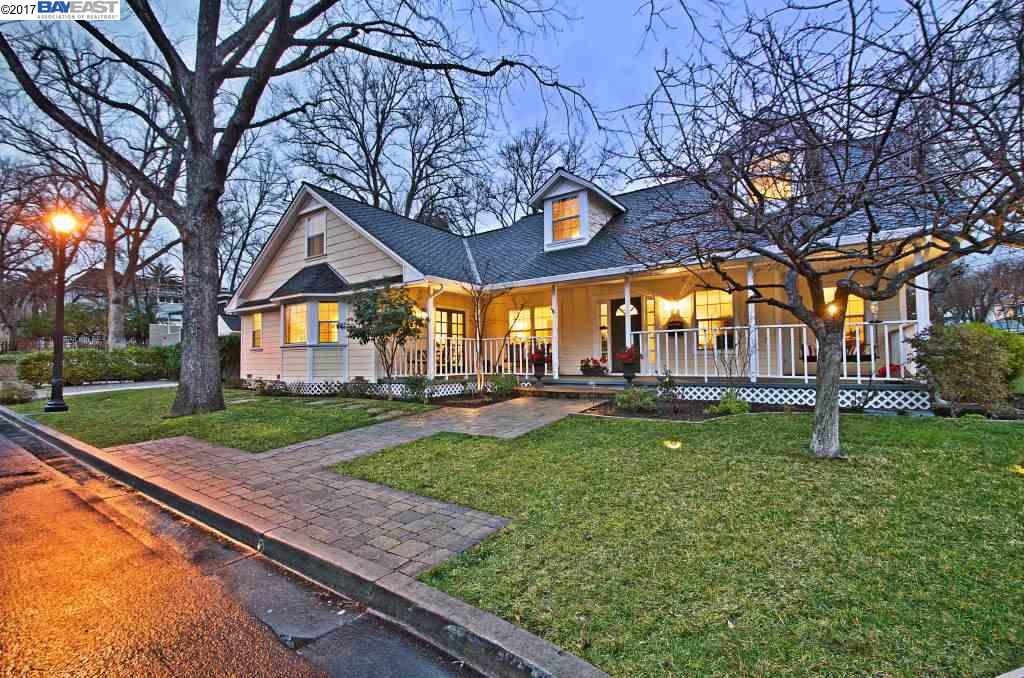 Single Family Home for Sale at 320 E Angela Street Pleasanton, California 94566 United States
