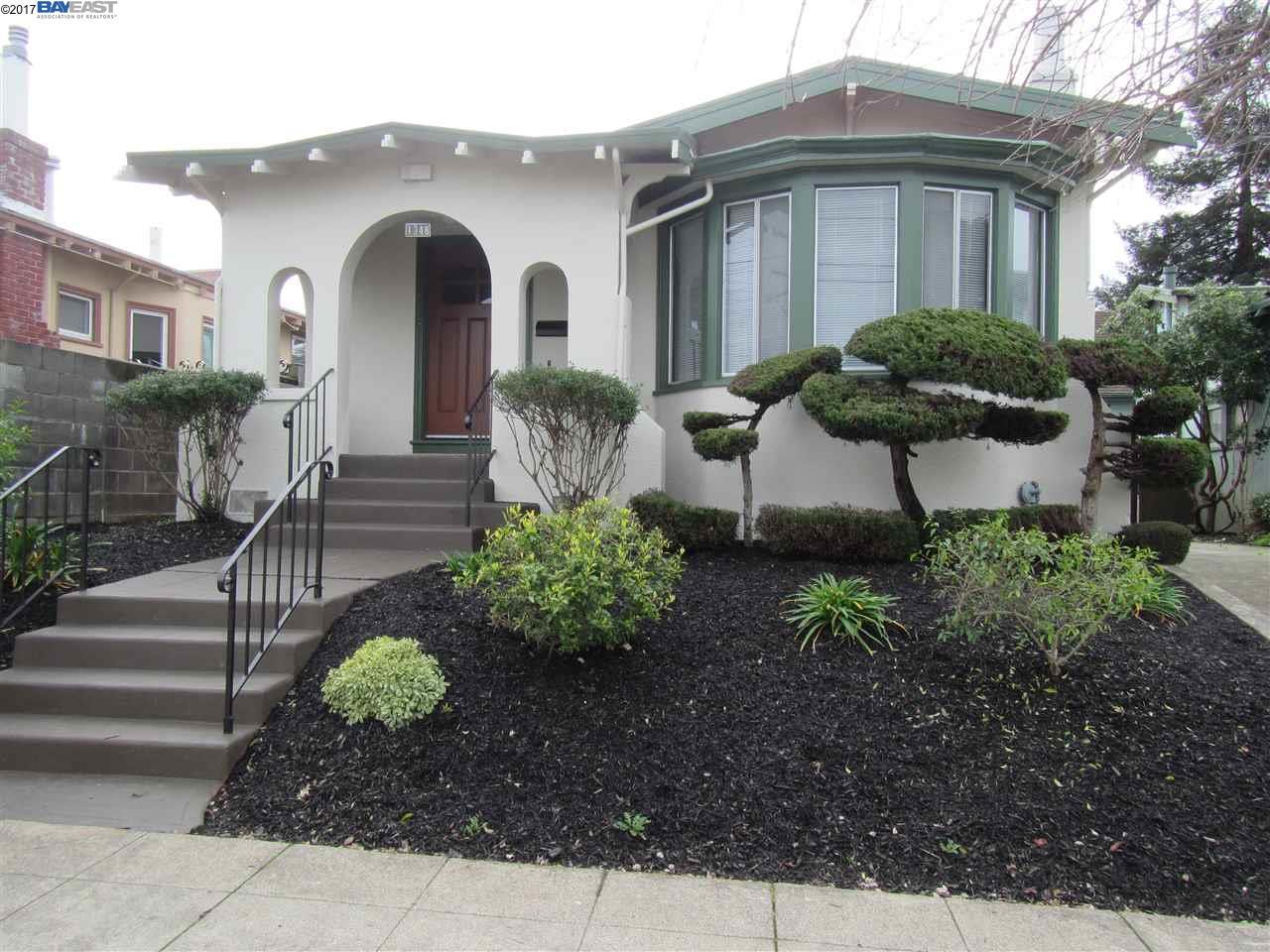 1348 Virginia Street, BERKELEY, CA 94702