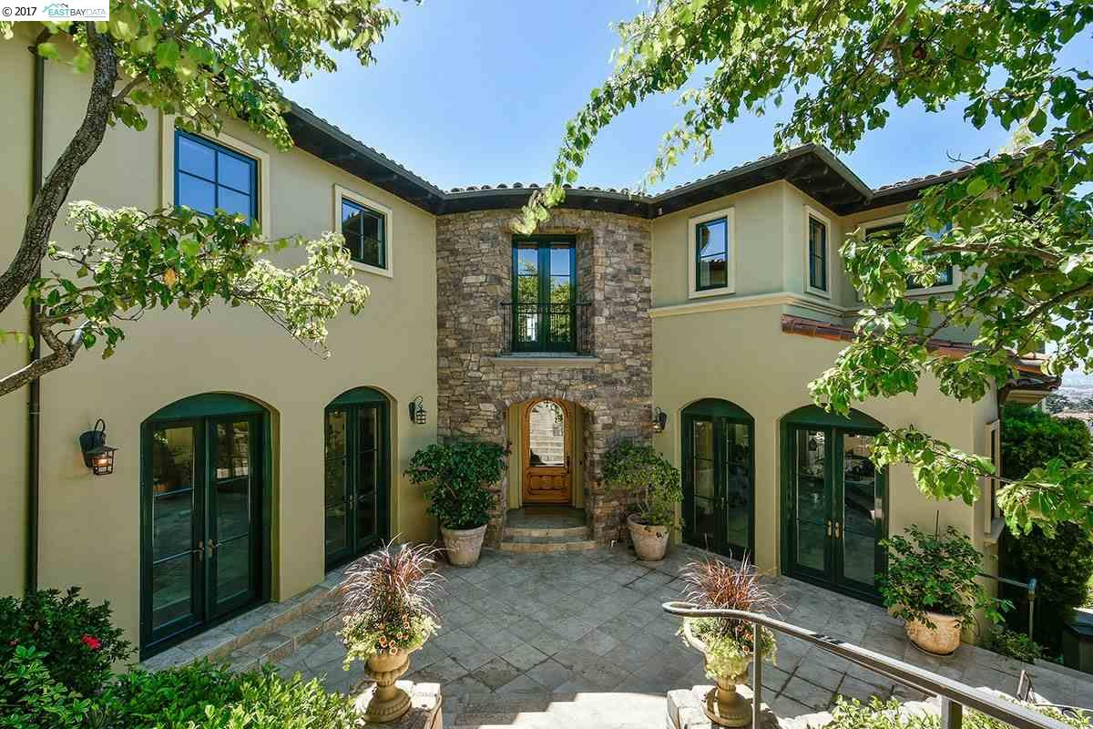 Single Family Home for Sale at 115 Alpine Terrace Oakland, California 94618 United States